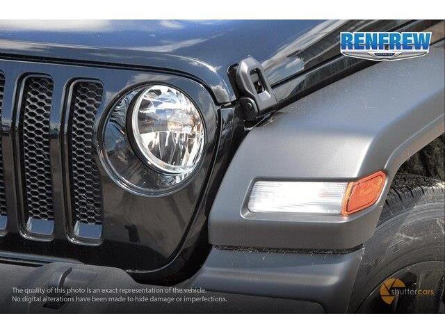 2019 Jeep Wrangler Unlimited Sport (Stk: K267) in Renfrew - Image 6 of 20