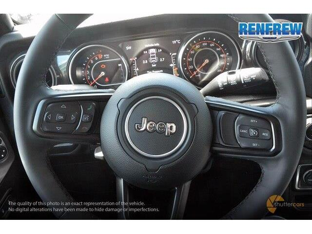 2019 Jeep Wrangler Unlimited Sport (Stk: K267) in Renfrew - Image 9 of 20