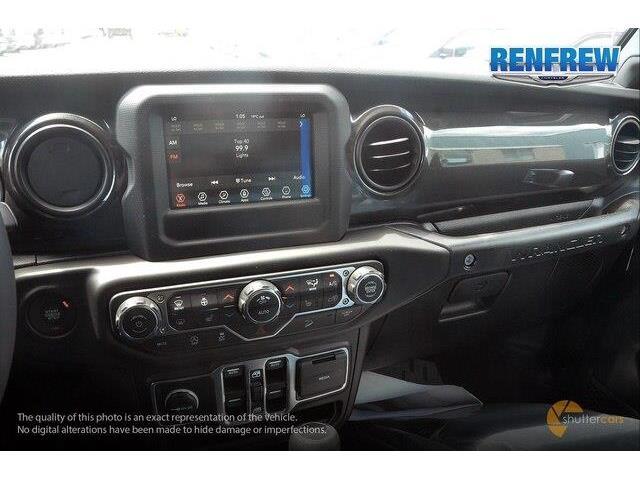 2019 Jeep Wrangler Unlimited Sport (Stk: K267) in Renfrew - Image 11 of 20