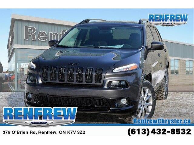 2018 Jeep Cherokee North (Stk: SLJ071) in Renfrew - Image 1 of 20