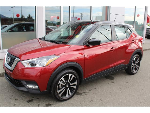 2018 Nissan Kicks SV (Stk: 9K2532B) in Nanaimo - Image 1 of 9