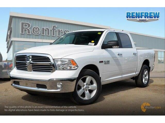 2018 RAM 1500 SLT (Stk: SLJ202) in Renfrew - Image 2 of 20