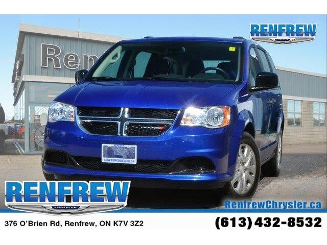 2019 Dodge Grand Caravan CVP/SXT (Stk: P1692A) in Renfrew - Image 1 of 20