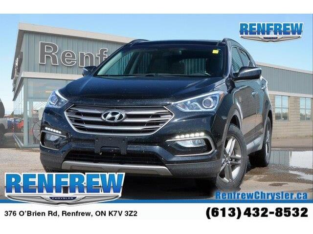 2017 Hyundai Santa Fe Sport  (Stk: K305A) in Renfrew - Image 1 of 20