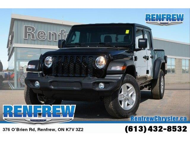2020 Jeep Gladiator Sport S (Stk: L001) in Renfrew - Image 1 of 20
