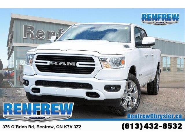 2019 RAM 1500 Big Horn (Stk: K268) in Renfrew - Image 1 of 20