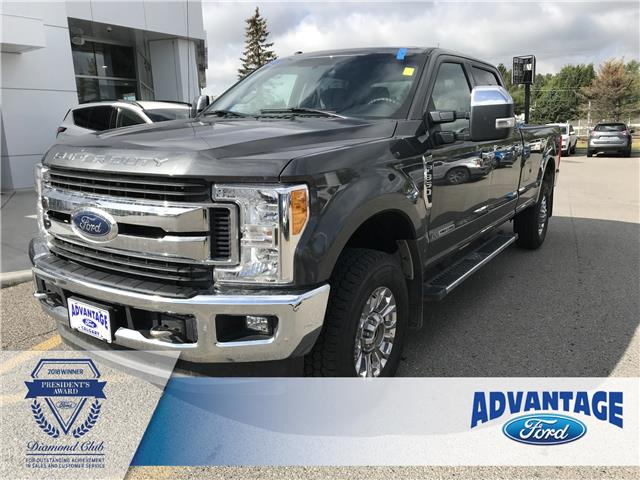 2017 Ford F-350 XLT (Stk: T22950) in Calgary - Image 1 of 21
