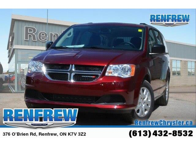 2019 Dodge Grand Caravan CVP/SXT (Stk: K282) in Renfrew - Image 1 of 20