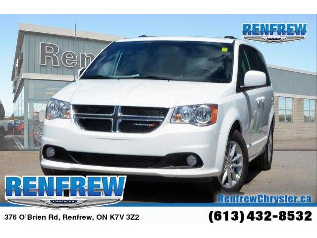 2019 Dodge Grand Caravan CVP/SXT (Stk: K285) in Renfrew - Image 1 of 20