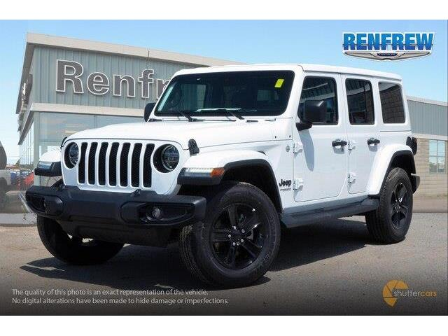 2019 Jeep Wrangler Unlimited Sahara (Stk: K295) in Renfrew - Image 2 of 20