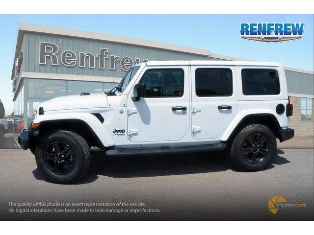 2019 Jeep Wrangler Unlimited Sahara (Stk: K295) in Renfrew - Image 3 of 20