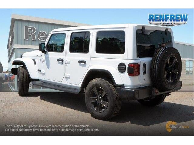 2019 Jeep Wrangler Unlimited Sahara (Stk: K295) in Renfrew - Image 4 of 20