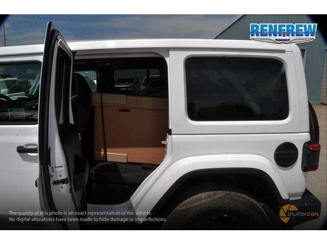 2019 Jeep Wrangler Unlimited Sahara (Stk: K295) in Renfrew - Image 9 of 20