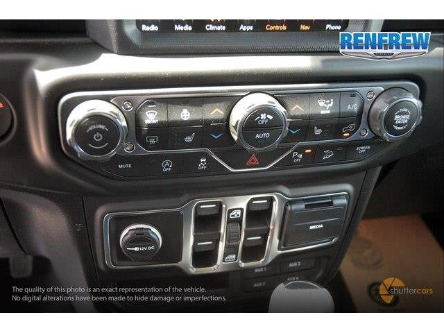 2019 Jeep Wrangler Unlimited Sahara (Stk: K295) in Renfrew - Image 18 of 20
