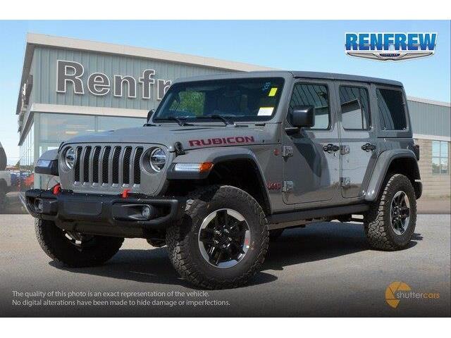 2019 Jeep Wrangler Unlimited Rubicon (Stk: K311) in Renfrew - Image 2 of 20