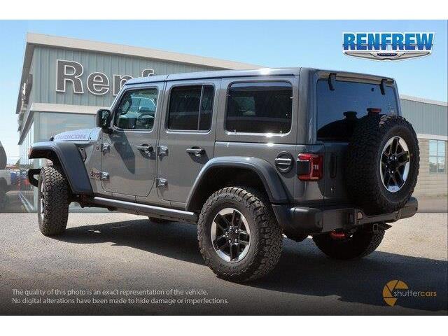 2019 Jeep Wrangler Unlimited Rubicon (Stk: K311) in Renfrew - Image 4 of 20