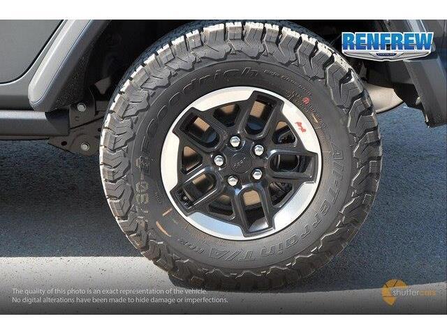 2019 Jeep Wrangler Unlimited Rubicon (Stk: K311) in Renfrew - Image 5 of 20