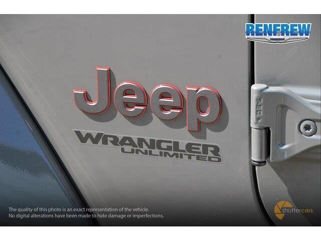 2019 Jeep Wrangler Unlimited Rubicon (Stk: K311) in Renfrew - Image 6 of 20