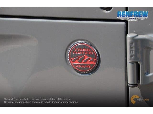 2019 Jeep Wrangler Unlimited Rubicon (Stk: K311) in Renfrew - Image 7 of 20