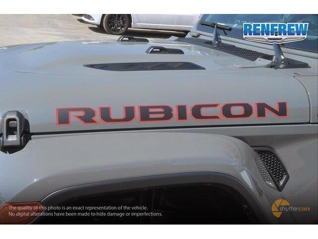 2019 Jeep Wrangler Unlimited Rubicon (Stk: K311) in Renfrew - Image 8 of 20