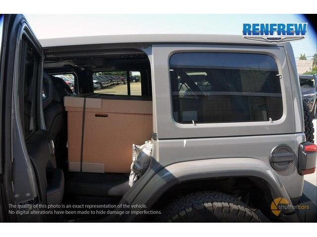 2019 Jeep Wrangler Unlimited Rubicon (Stk: K311) in Renfrew - Image 10 of 20