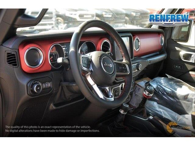 2019 Jeep Wrangler Unlimited Rubicon (Stk: K311) in Renfrew - Image 11 of 20