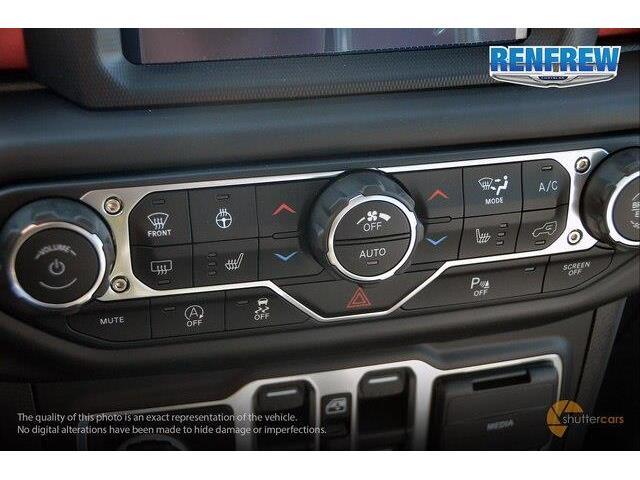 2019 Jeep Wrangler Unlimited Rubicon (Stk: K311) in Renfrew - Image 16 of 20