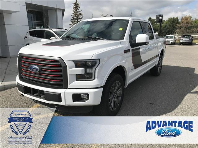 2016 Ford F-150 Lariat (Stk: T23015) in Calgary - Image 1 of 25