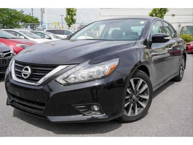2018 Nissan Altima 2.5 SV (Stk: 26046A) in Ottawa - Image 1 of 9
