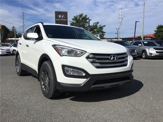 2016 Hyundai Santa Fe Sport 2.0T Premium (Stk: P3347) in Ottawa - Image 1 of 11