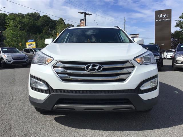 2016 Hyundai Santa Fe Sport 2.0T Premium (Stk: P3347) in Ottawa - Image 2 of 11