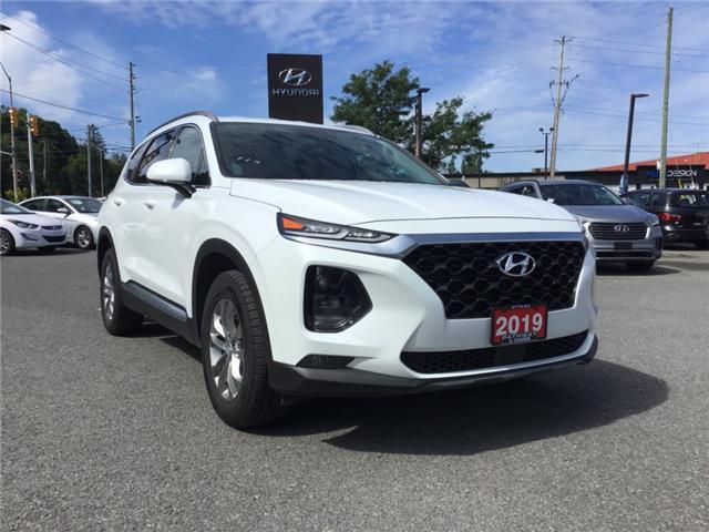 2019 Hyundai Santa Fe ESSENTIAL (Stk: X1350) in Ottawa - Image 1 of 11