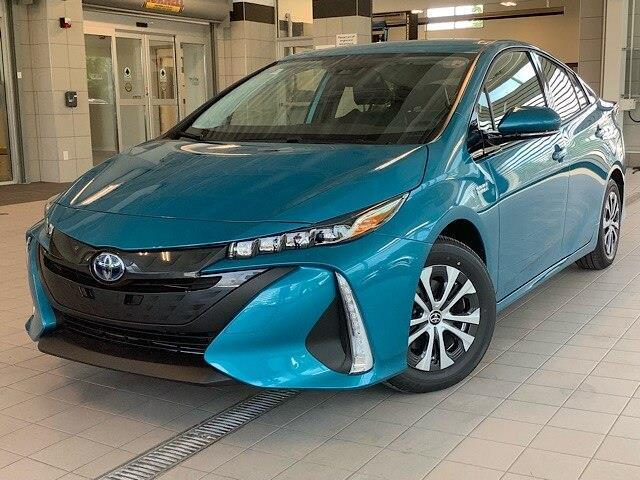 2020 Toyota Prius Prime Upgrade (Stk: 21728) in Kingston - Image 1 of 26