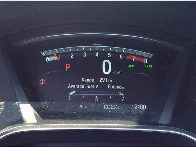 2017 Honda CR-V EX (Stk: P4687) in Ottawa - Image 14 of 25
