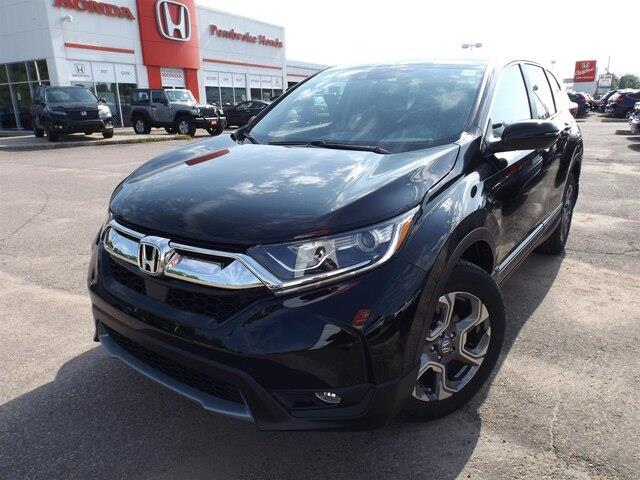 2019 Honda CR-V EX (Stk: 19349) in Pembroke - Image 1 of 30