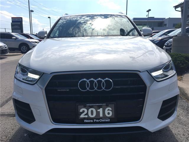2016 Audi Q3 2.0T Progressiv (Stk: 1772W) in Oakville - Image 2 of 28