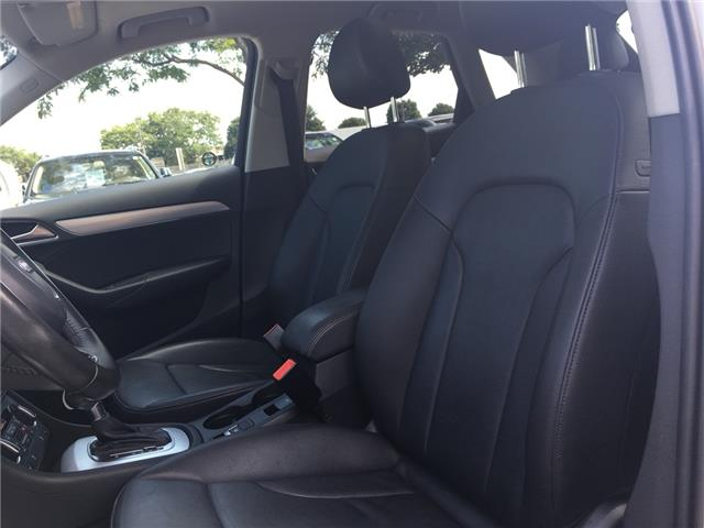 2016 Audi Q3 2.0T Progressiv (Stk: 1772W) in Oakville - Image 11 of 28