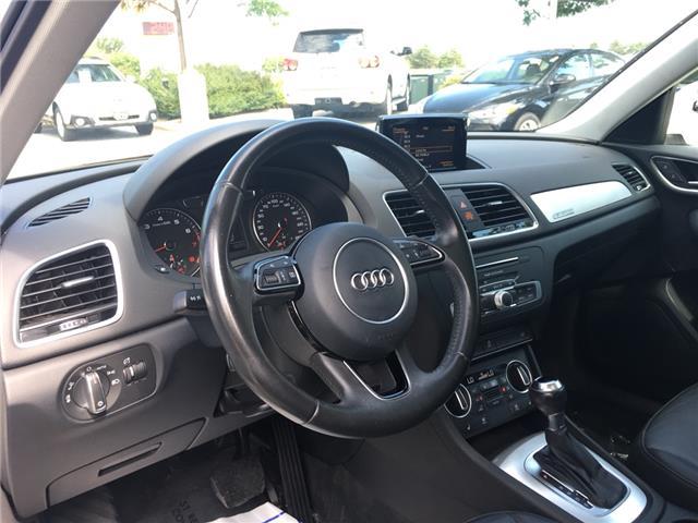 2016 Audi Q3 2.0T Progressiv (Stk: 1772W) in Oakville - Image 12 of 28