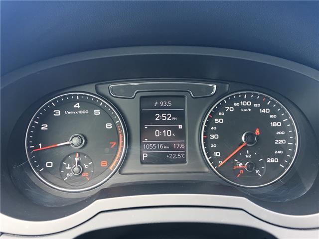 2016 Audi Q3 2.0T Progressiv (Stk: 1772W) in Oakville - Image 16 of 28