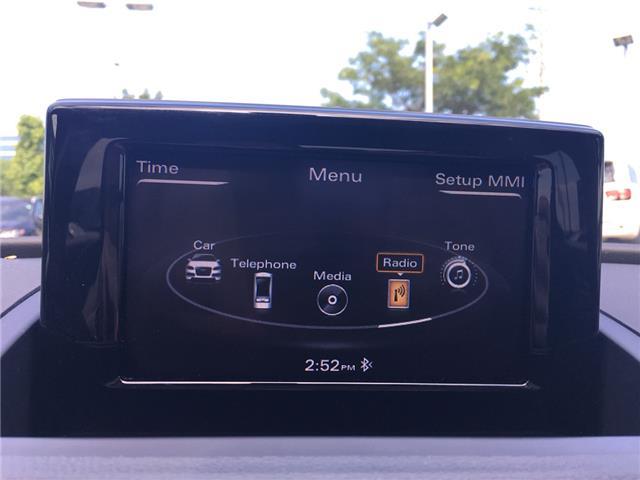2016 Audi Q3 2.0T Progressiv (Stk: 1772W) in Oakville - Image 19 of 28