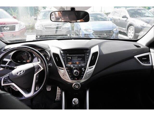 2015 Hyundai Veloster Tech (Stk: P2104A) in Ottawa - Image 8 of 19
