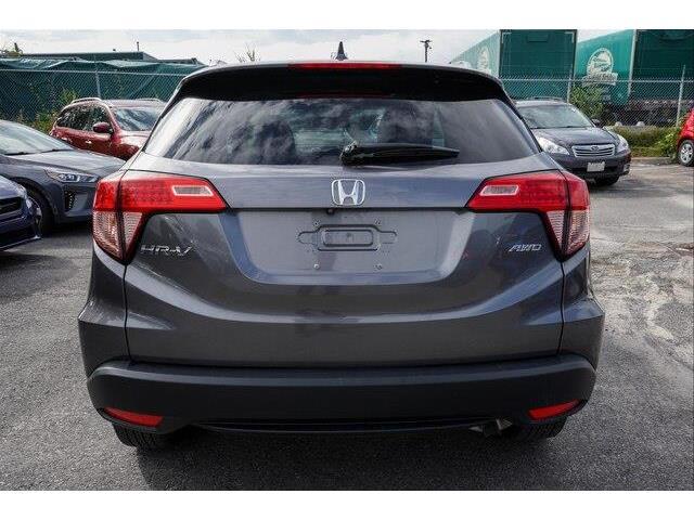 2016 Honda HR-V EX-L (Stk: SK813A) in Ottawa - Image 6 of 7