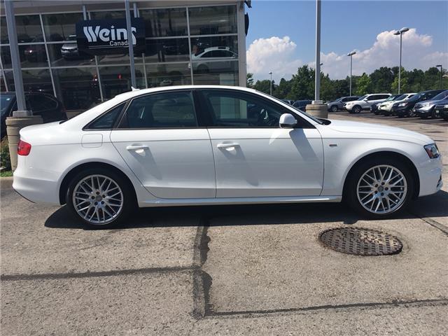 2015 Audi A4 2.0T Komfort (Stk: 1762W) in Oakville - Image 8 of 29