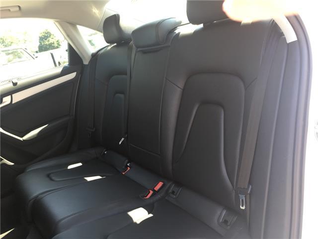2015 Audi A4 2.0T Komfort (Stk: 1762W) in Oakville - Image 10 of 29