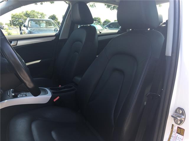 2015 Audi A4 2.0T Komfort (Stk: 1762W) in Oakville - Image 13 of 29