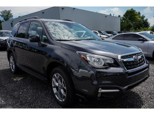2018 Subaru Forester 2.5i Touring (Stk: SK756A) in Ottawa - Image 8 of 22