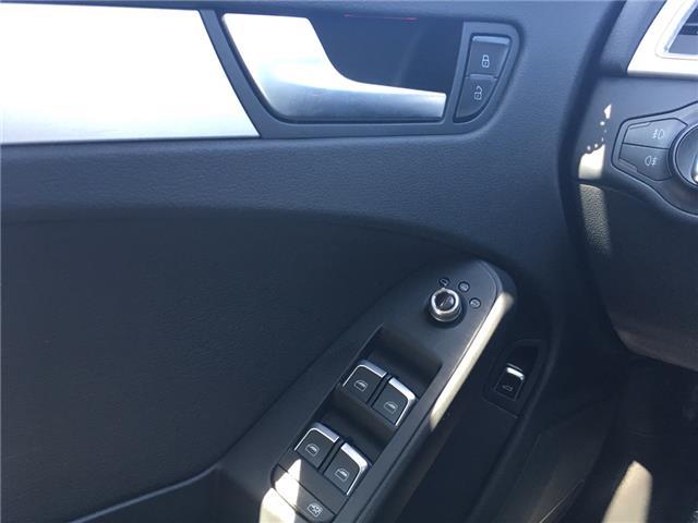 2015 Audi A4 2.0T Komfort (Stk: 1762W) in Oakville - Image 16 of 29