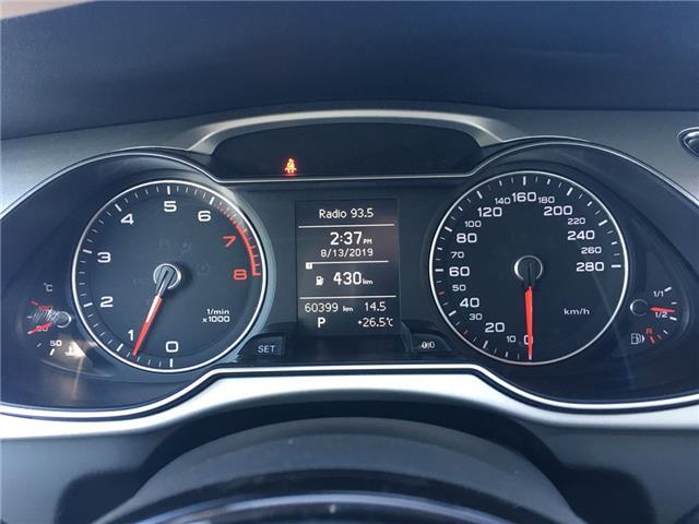 2015 Audi A4 2.0T Komfort (Stk: 1762W) in Oakville - Image 18 of 29