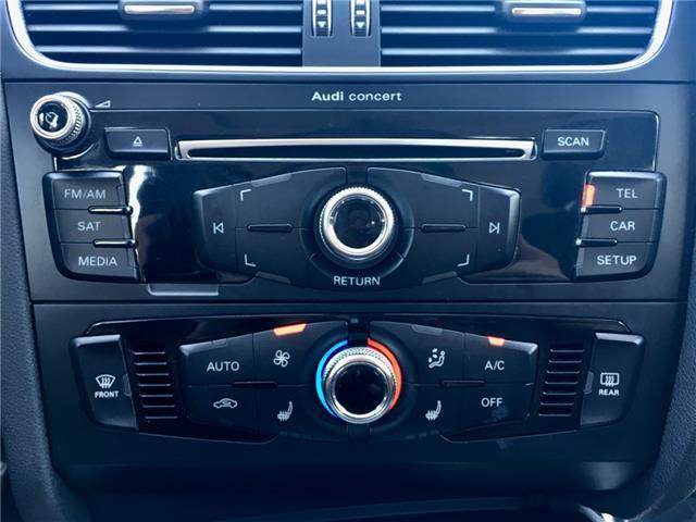 2015 Audi A4 2.0T Komfort (Stk: 1762W) in Oakville - Image 23 of 29