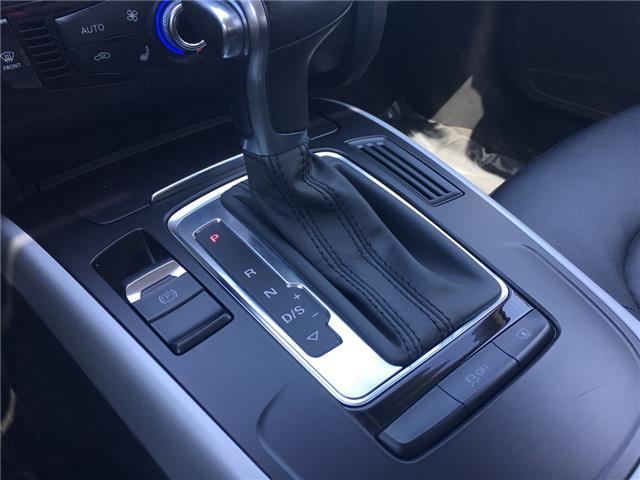 2015 Audi A4 2.0T Komfort (Stk: 1762W) in Oakville - Image 24 of 29